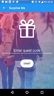 Surprise Me - quests and tours - náhled
