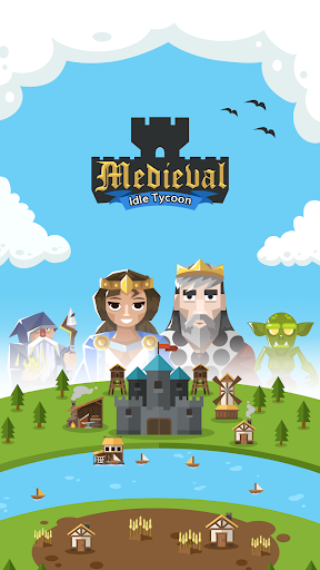 Code Triche Medieval: Idle Tycoon - Idle Clicker Tycoon Game APK MOD screenshots 1