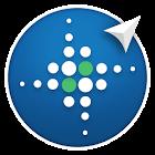 Galactio: Navigation & Maps for Urban Mobility icon