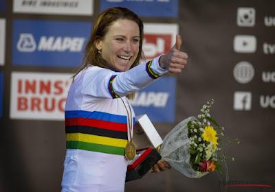 Annemiek van Vleuten Nederlands kampioene tijdrijden