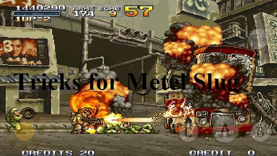 2018 Metal Slug Tricks and Tips - náhled