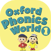Oxford Phonics World 1  Icon