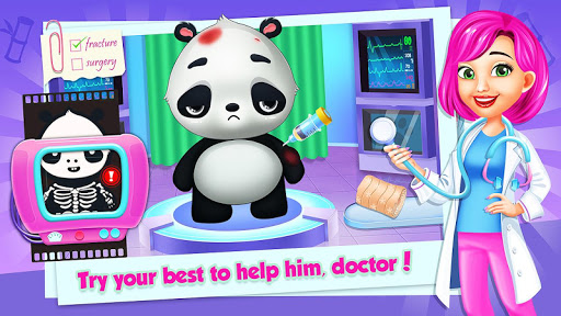 Little Doctor : My Pet Hospital 2019 1.3 Mod screenshots 2