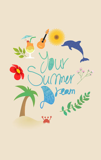 Summer Dream - KakaoTalk Theme