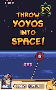 Yo to the Yo! yoyo throw- screenshot thumbnail