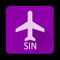 Singapore Flight Info Pro icon
