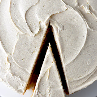 Cinnamon Honey Buttercream Frosting.