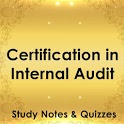 Certification in Internal Audit Review Notes & Q&A icon