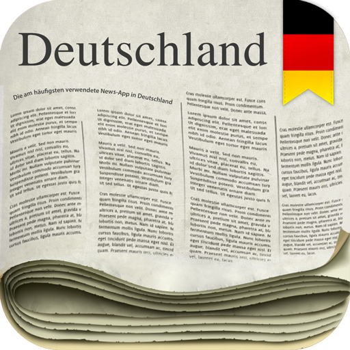 German Newspapers Icon