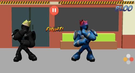 Robots 3D Fighting
