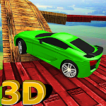 Impossible Tracks Stunt Racing Car Icon