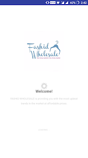Fashid Wholesale- screenshot thumbnail