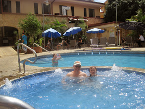 Photo: Pool at the Adventure Inn