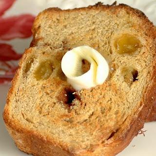 Milk and Honey Cinnamon-Raisin Bread.
