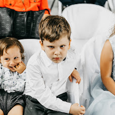 Wedding photographer Evgeniya Rossinskaya (EvgeniyaRoss). Photo of 18.08.2019
