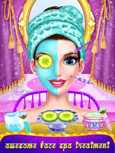 Indian Girl Spa Salon Makeup 1.0.2 screenshots 4
