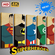 App Superhero Wallpapers HD APK for Windows Phone