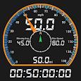 GPS HUD Speedometer Free apk
