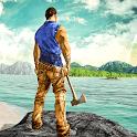 Raft Survival Island Forest Escape 2019 icon