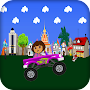 super Dora Adventure Racing APK icon