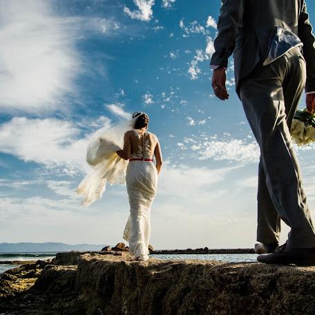 Svatební fotograf Israel Quintero (israelquintero). Fotografie z 12.08.2016