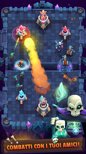 Clash of Wizards: Battle Royale  άμαξα προς μίσθωση screenshots 1