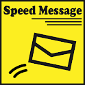 Mail SMS SpeedMessage icon