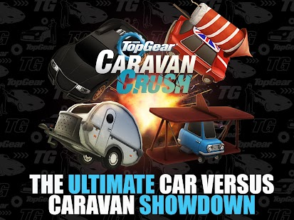 Top Gear: Caravan Crush- screenshot thumbnail
