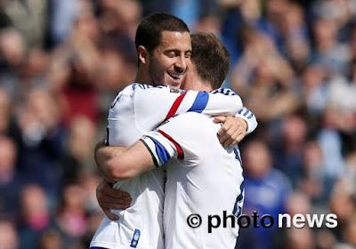 """Eden Hazard a un avis tranché sur la question: """"Nous ne voulons pas que Tottenham soit champion"""""""
