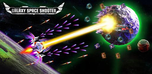 Galaxy Space Shooter: Tireur de L'espace, Escadron captures d'écran