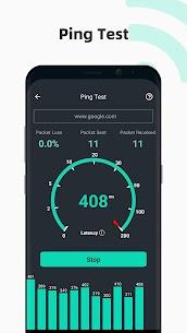 Free Internet speed test – SpeedTest Master apk download 6