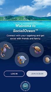 SocialOcean - náhled