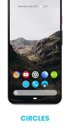 KAAIP - The Adaptive, Material Icon Packのおすすめ画像4