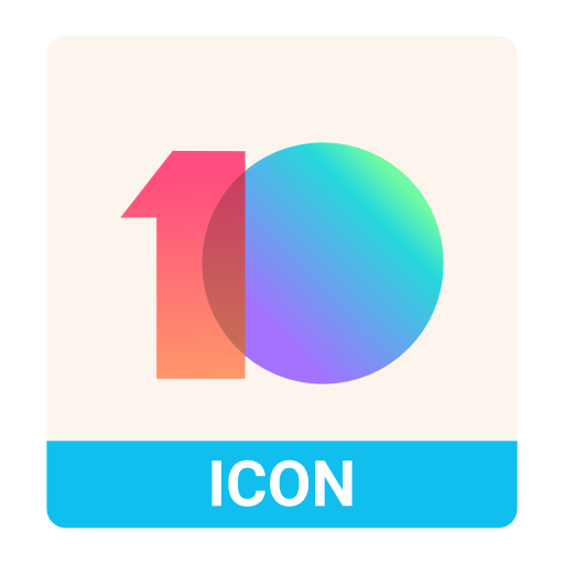 MIUI 10 - Icon Pack