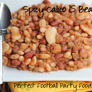 Spicy Calico 15 Beans