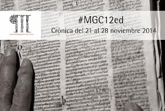 Photo: Así vivimos la #GestiónCultural esta semana desde el #mgc12ed ¡Feliz fin de semana! https://storify.com/MGC_UC3M/cronica-del-21-al-28-noviembre-2014