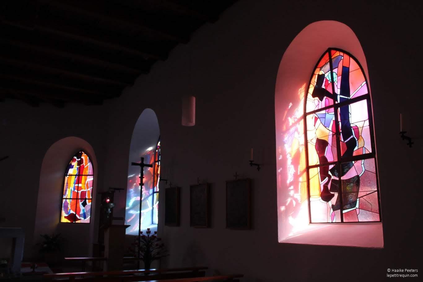 Eglise de Soubey (Le petit requin)