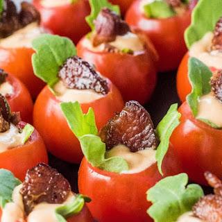 Bite Sized Appetizers – Mini BLT Cups Recipe
