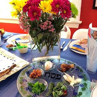 Seder Bites & Matzoh Spanakopita