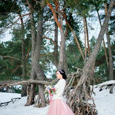 Wedding photographer Marina Bukhancova (BUCHANCOVA). Photo of 28.02.2018