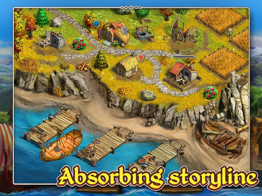 Viking Saga 2: New World screenshot 12