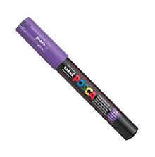 Posca Paint Marker Pen PC-1M - Violet 12