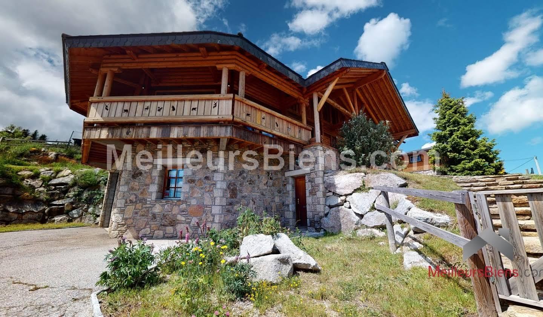 Chalet avec terrasse Font-Romeu-Odeillo-Via
