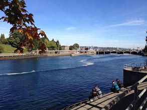 Photo: Ballard Locks
