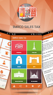SMRCO Sales Tax - náhled