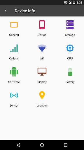 Device Tool - Handy Tools screenshots 2