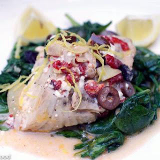 Mediterranean Amber Jack Fish Recipe