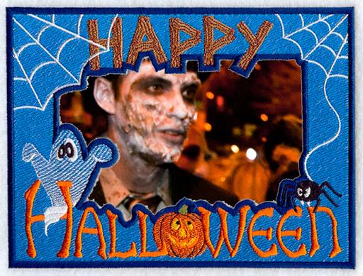 Halloween Pip Frames
