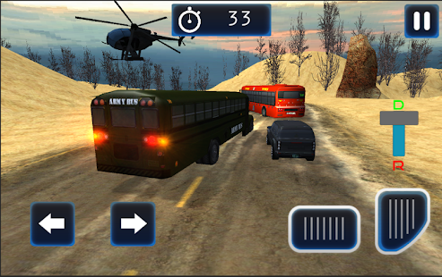 Neighbor Army Bus Adventure - náhled