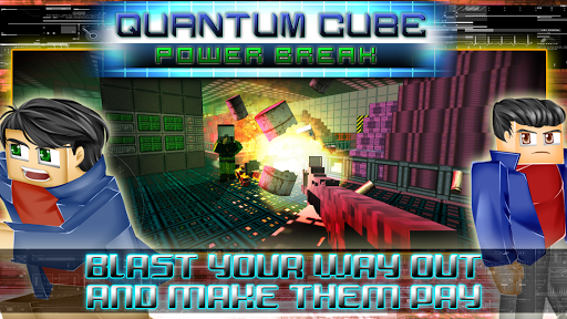 Quantum Cube Power Break
